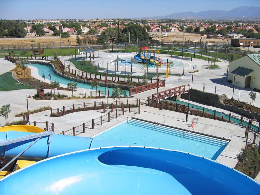 Palmdale Dry Town Water Park